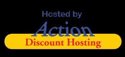 Action Discount Hosting logo